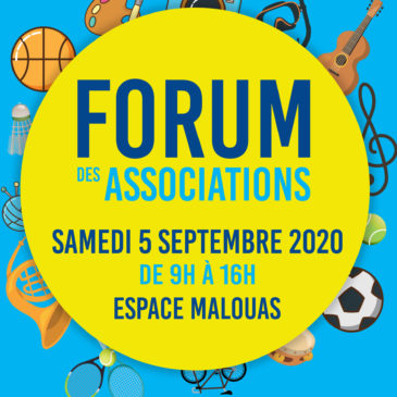 A vos agendas : forum des associations du 05/09 à Combourg
